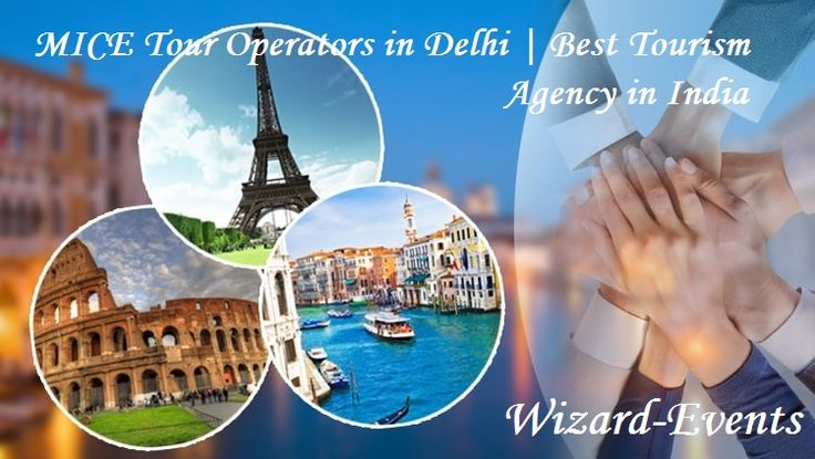 MICE Tour Operators in Delhi | Wizard-Events | Best Tourism Agency in India    Wizard-Events is the only agency in India which direct meets with your several business development requirements. They are the best MICE Tour Operators in Delhi to deliver business oriented services to their clients.
