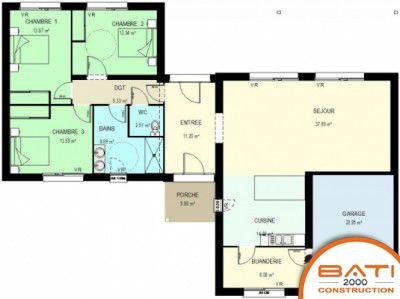 64 best Plan maison images on Pinterest | Architecture, Cottage ...