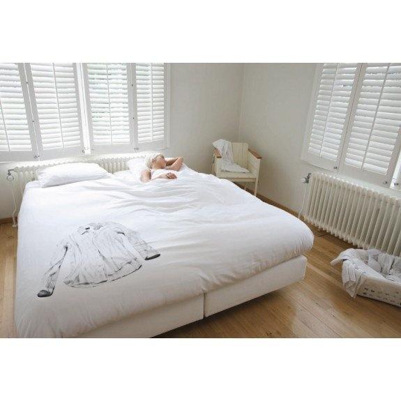 Mooi wit beddengoed. www.marindex.nl