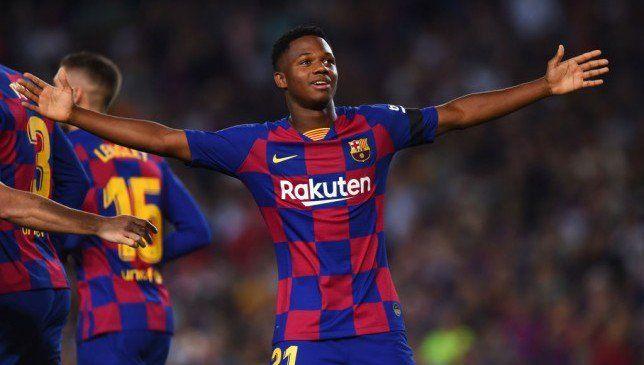 مدرب برشلونة السابق مندهش مما يقدمه أنسو فاتي Lionel Messi Messi Barcelona