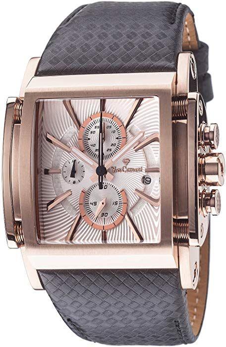 67c4e1e96f Montres Bracelet - Homme - Yves Camani - G4G4YC1060-B: Amazon.fr: Montres