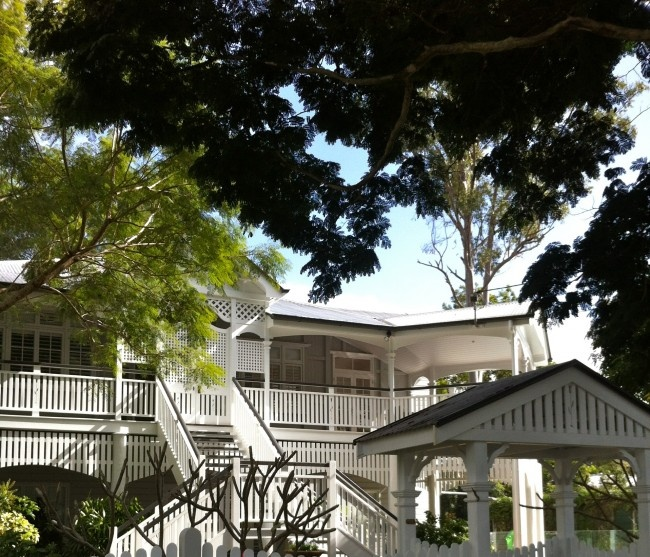 A Perfect Queenslander Renovation