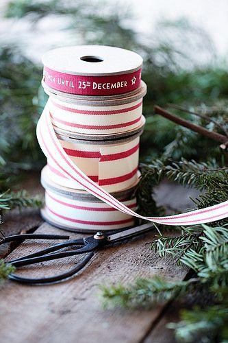 Christmas ribbons by -barbara carroll- #flickstackr Flickr: https://flic.kr/p/CgUozP