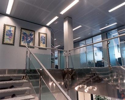 Reformas de oficinas en Madrid centro.