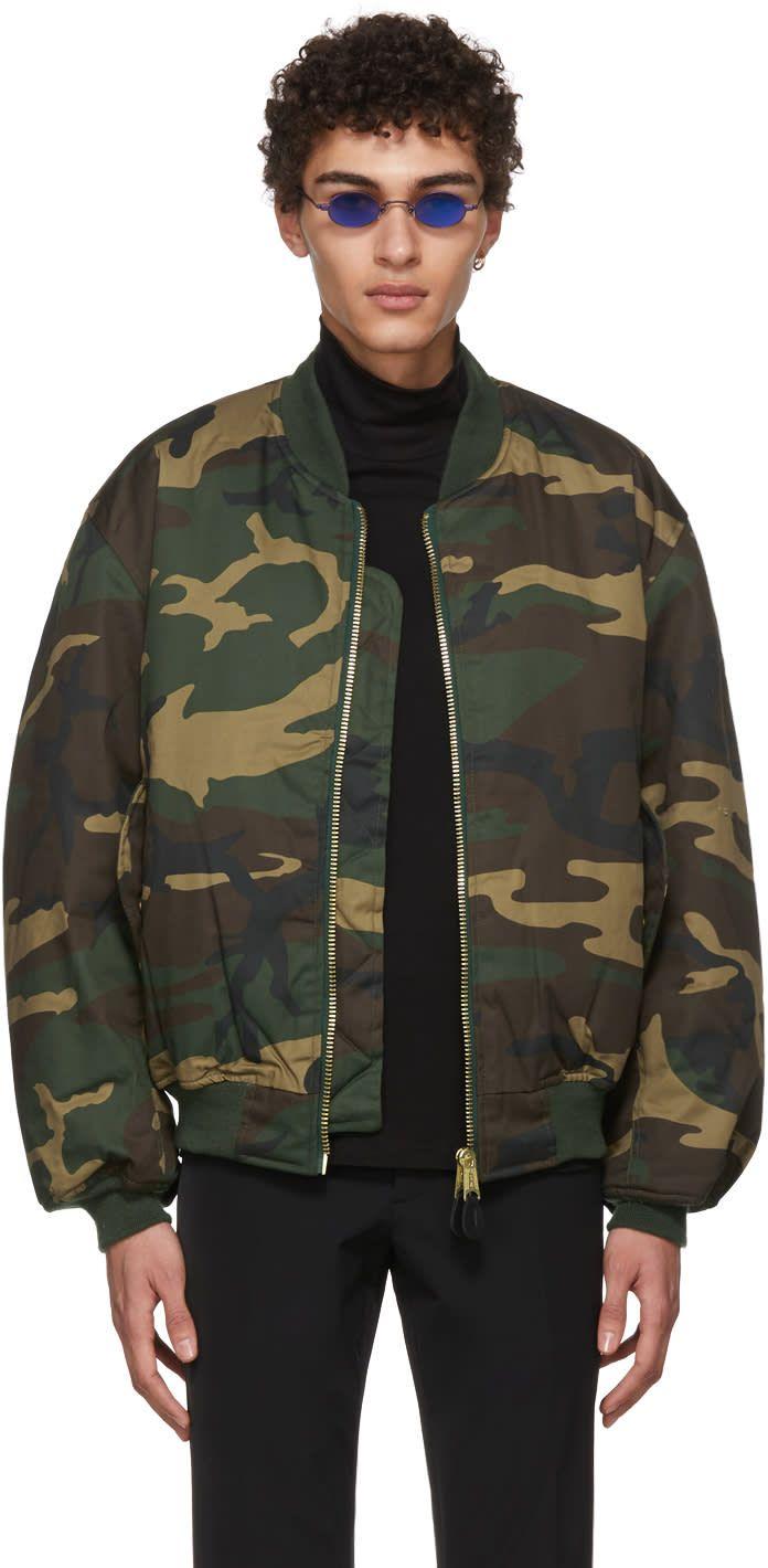 Image Result For Alyx Studios Menswear Pilot Jacket Green Camo 1017 Alyx 9sm [ 1420 x 696 Pixel ]