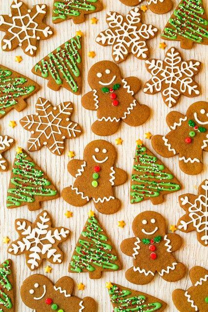 Gingerbread+Cookies