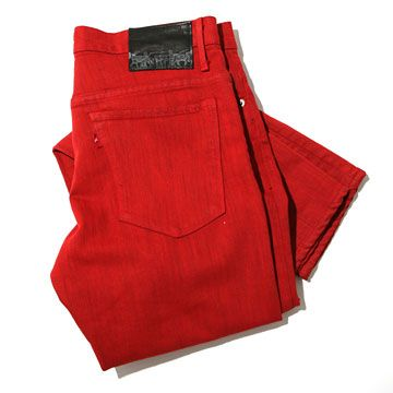 Red Jeans For Women | Red Jeans? TheGloss
