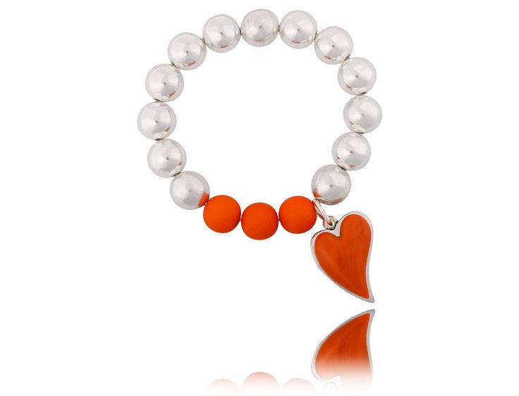 Romantyczna By Dziubeka :) #ByDziubeka #bracelet #bransoletka #jewelry #romantic #heart
