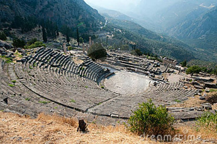 Departing from Patras, western Greece, you'll travel by luxury air-conditioned 8 seater van to discover UNESCO'S World Heritage listed Delphi. Considered as the navel of the world in the ancient times.