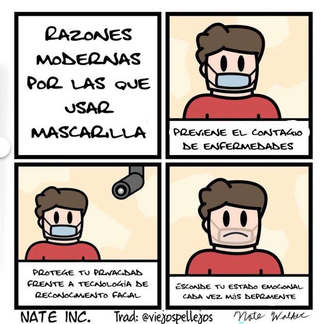 Ventajas De Usar Mascarilla Chistes Oscuros Memes En Espanol Memes