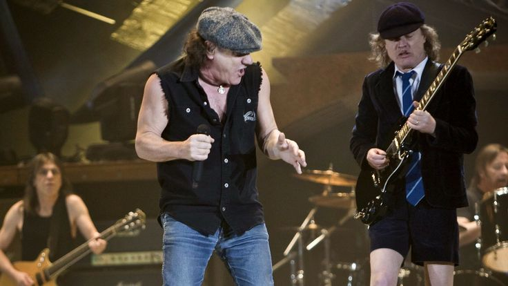AC/DC won't disband despite guitarist Malcolm Young's health issues
