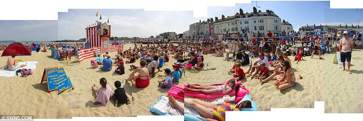 d day events weymouth