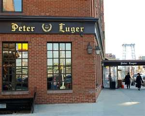 Peter Luger Steak House in Brooklyn New York - voted #1 by top chefs and food experts.