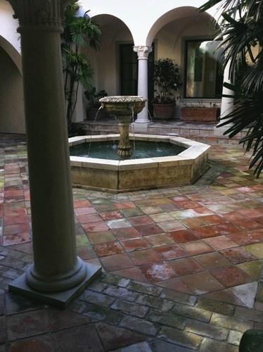 24 best spanish revival tiles images on pinterest for Spanish revival tile