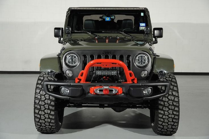 2015 Jeep Wrangler Rubicon 4x4 Soft Top Custom Dallas Texas Starwood Motors I Jeep It