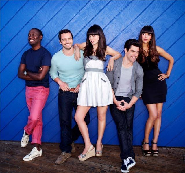 New Girl Season 2 coming to E4