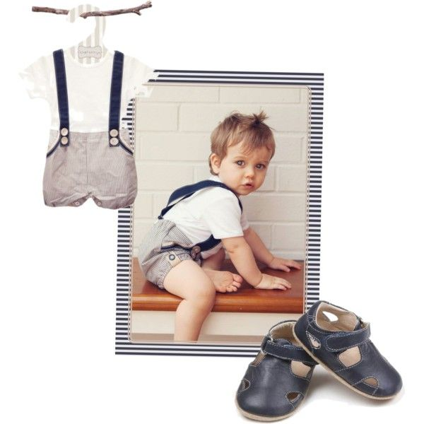 Adorable outfit for your little man