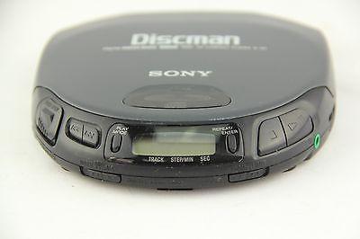 Sony Discman Portable Personal Compact CD Player D-151 Mega Bass (1996)