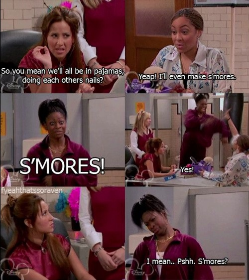 I miss That's so Raven!!