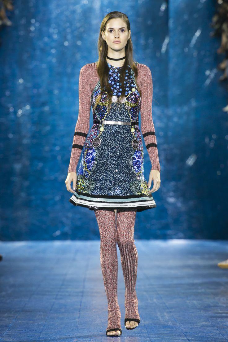 Look 2. Azalea Dress, Fontaine Jumper & Long Sock