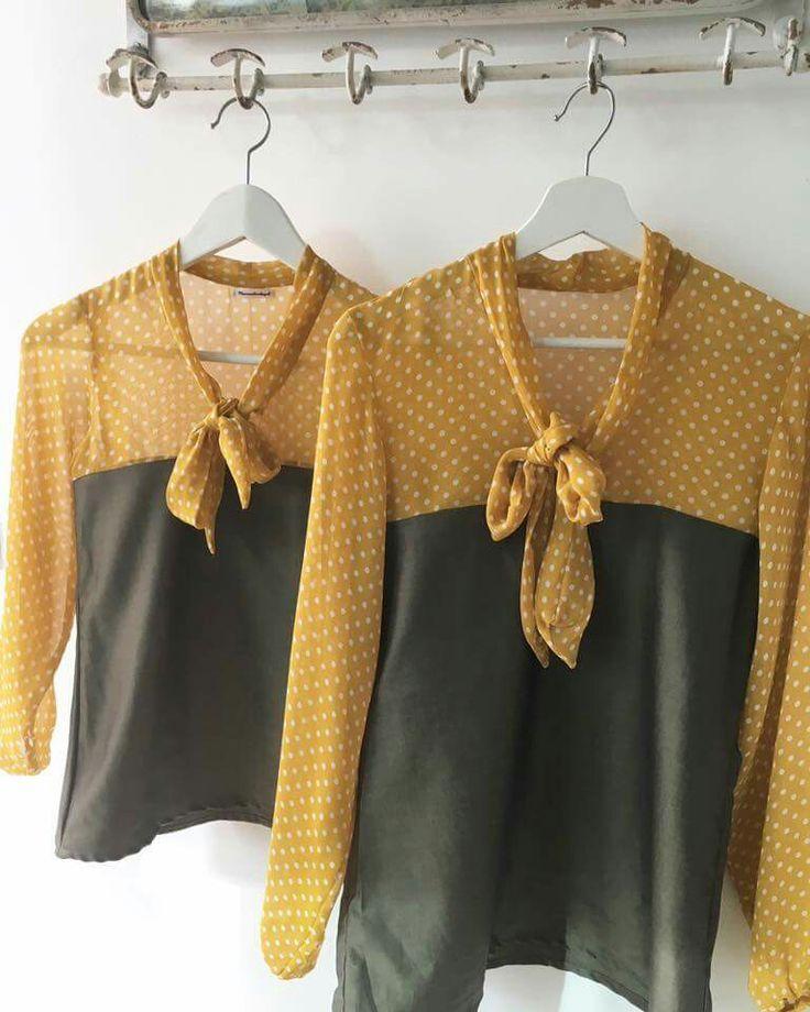 Soley bellissima camicetta autunnale per giornate #insieme by @mammebimbegal #vestiteuguali #mammefiglie #minime #abbigliamentouguale