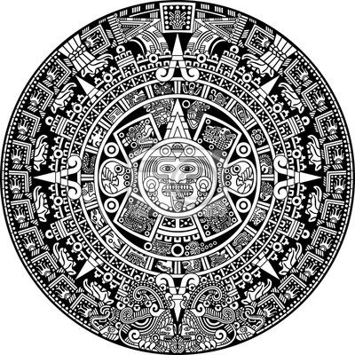 400 f 28871755 400 for Aztec mural tattoos