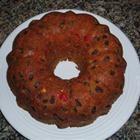 Fermented Fruit Cake Starter