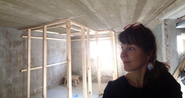 Ecohouse Sauna Ekologiskt hus Renovering Giftfritt hus