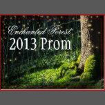 Enchanted Forest Prom Tickets - Invitations Large Business Card | Zazzle