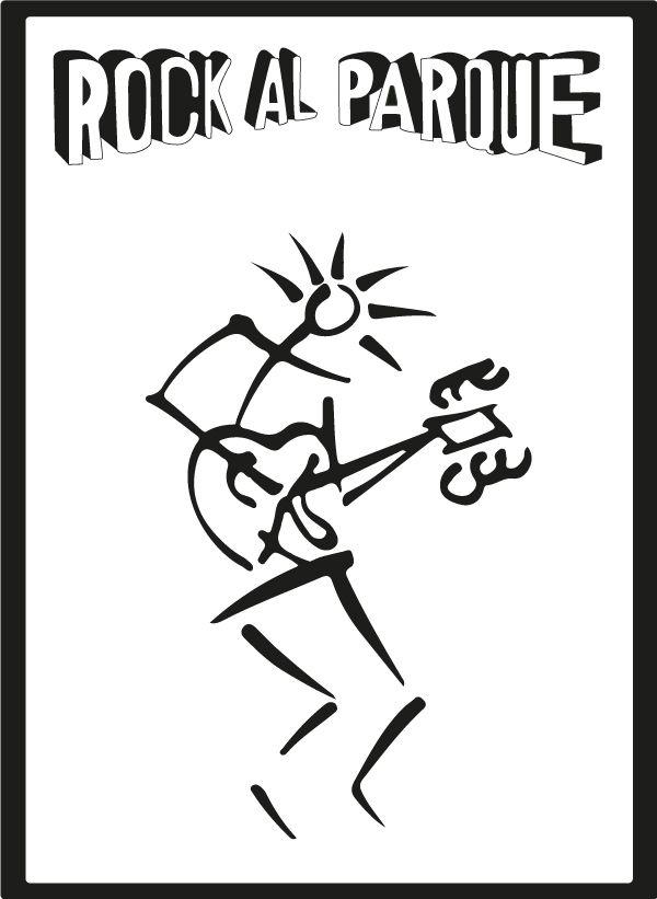 La historia de Rock al Parque a través de sus 20 afiches. 1995