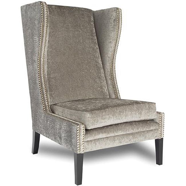 The Alice By JAR Designs Features A Throne Like Style With Sleek, Steel  Grey Upholstery. Designed And Constructed In The Furniture District Of Los  Angeles, ...