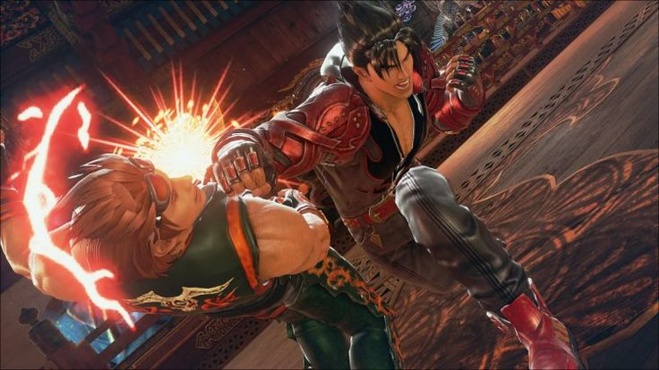 50 Days of PS VR #7: Tekken 7 Brings The Fight To VR