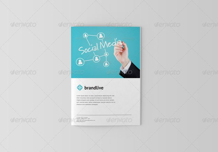 Brochure / Catalog Mockups by CodeID   GraphicRiver