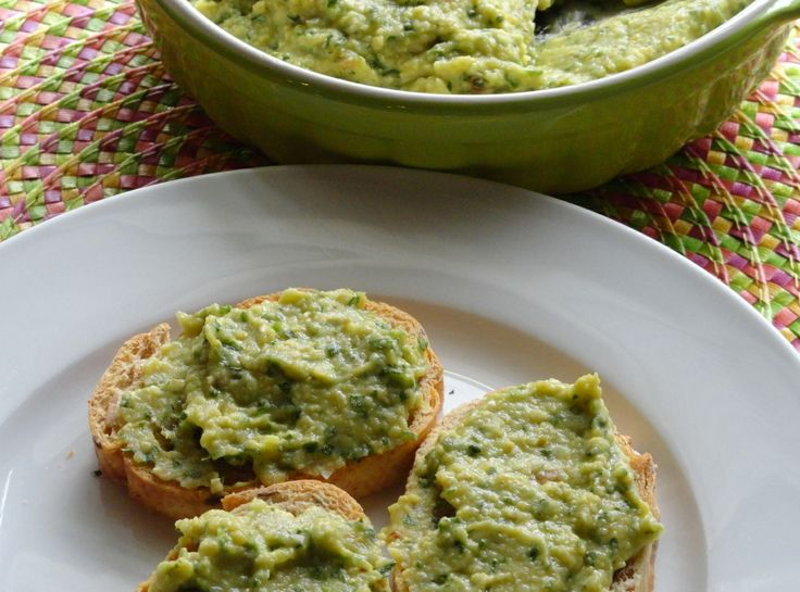 Roasted Garlic Cilantro Jalapeno Hummus.  Easy to turn this into a light supper...  tomatoes & avocadoes on the side!