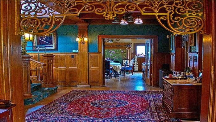 These 8 Haunted Hotels In Wisconsin Will Make Your Stay A Nightmare