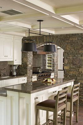 Best 25 Indoor stone wall ideas on Pinterest Interior stone