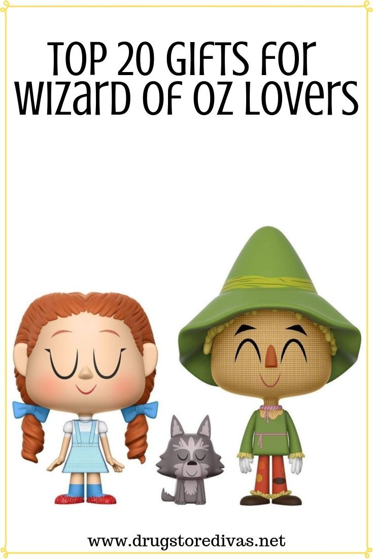 Top 20 Gifts For Wizard Of Oz Lovers