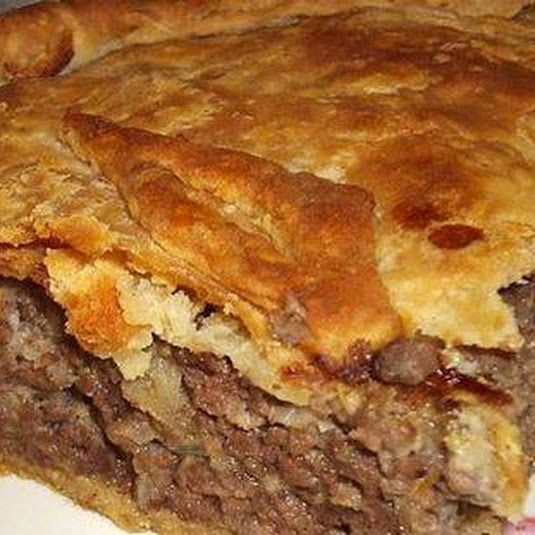 FRENCH MEATPIE