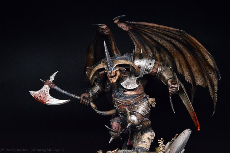 Krull Servile Lord of Dis from Mierce Miniatures