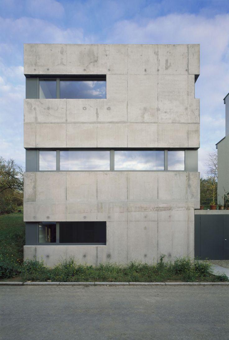 Käß Hauschildt Architects, aqui architekturfotografie · Haus KW · Divisare