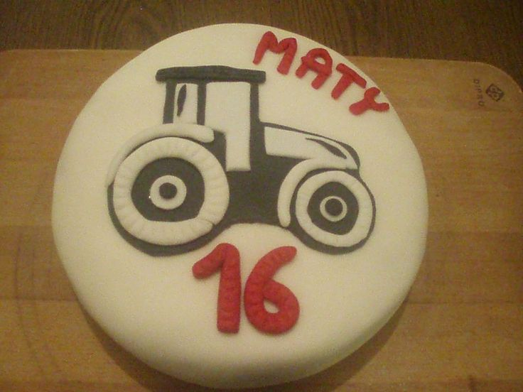 Dort pro kluky - traktor
