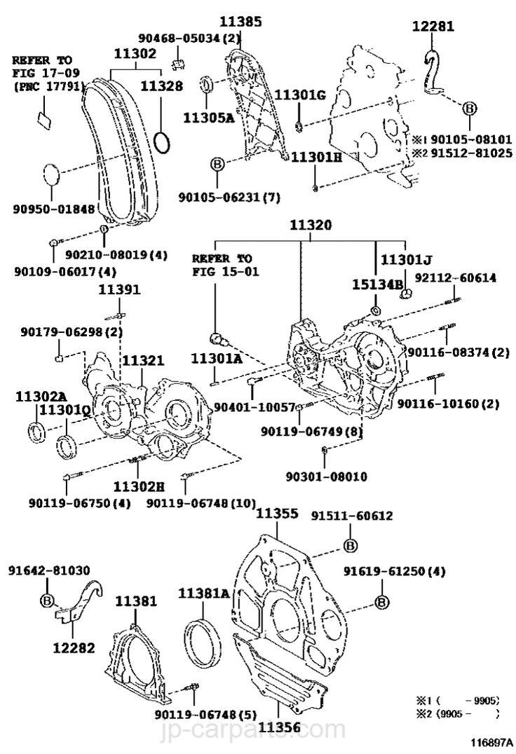 8kz Engine Timing Gears Diagram di 2020
