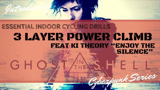 """POWER HILL CLIMB for YOUR NEXT SPIN CLASS PROFILEIf you have a propensity to the dramatic you will enjoy this 4:21min rework of a classichaunting song - Depeche Mode's 1990 hit """"Enjoy The Silence"""" covered in cyberpunk style by Joel Burleson aka: Ki Theory. You might have noticed this tune on the trailer for the […]"""