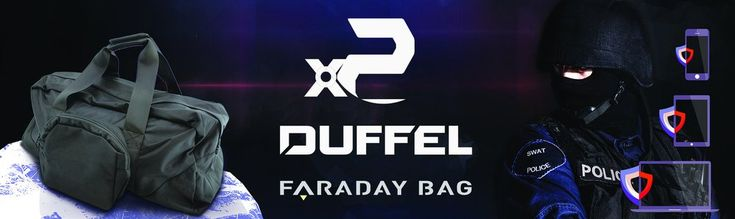 The X2 faraday duffel bag is finally released, and it's absolutely worthy of a blog post.This bag is very cool and very versatile. Over the past 6 years as a designer of RF shielding products I've received numerous requests for a bag that includes a detachable faraday pocket. The main purpose of the pocket is to be used as a secondary shielding compartment when combined with the duffel, but also toattach to other packs like military molle bags. The entire X2 Duffel is built with ...