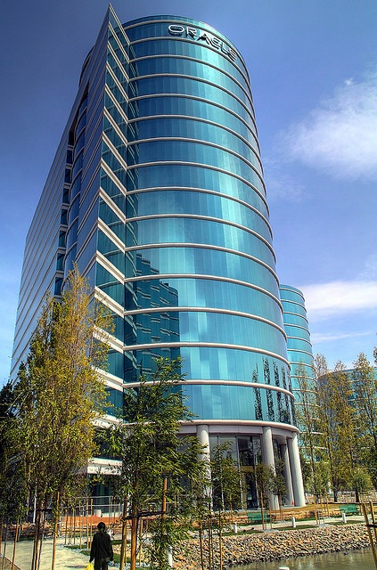 Oracle Headquarters, Silicon Valley, California, by illuminaut