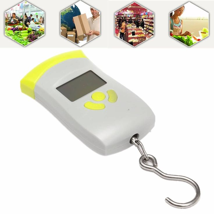50kg Portable Handheld Digital Luggage Hanging Fishing Balance Weighing Scale  Worldwide delivery. Original best quality product for 70% of it's real price. Buying this product is extra profitable, because we have good production source. 1 day products dispatch from warehouse. Fast &...