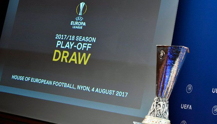 UEFA Champions League play-off draw: Jurgen Klopp will return to Germany as Liverpool face Hoffenheim #FCBayern  UEFA Champions League play-off draw: Jurgen Klopp will return to Germany as Liverpool face Hoffenheim  New Delhi: Liverpool must overcome German Bundesliga side Hoffenheim in UEFA Champions League play-offs if they are to take their place in the group stages of Europe's biggest football competition.  Jurgen Klopp's side will play the first leg in Germany with the return leg at…