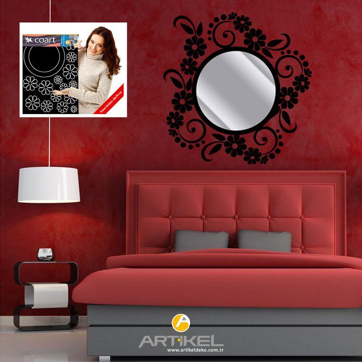 Dekoratif aynalar ile evinize özel ve zengin bir görünüm sağlayabilirsiniz. #artikel  #artikeldeko  #dekor #dekorasyon #evdekorasyonu#evdekorasyonfikirleri #dekorasyonfikirleri#sticker #kadifesticker  #kadife #ayna #aynasticker #dekoratif