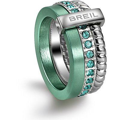 anello donna gioielli Breil Breilogy Torsion TJ1730 - Gioiapura.it