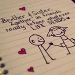 fantasy brother sister quotes for you brother i you